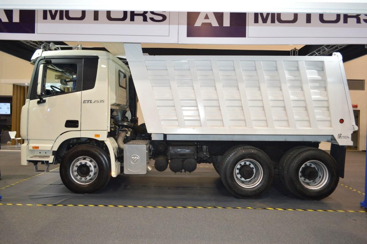 Foton, con un súper camión para los caminos de México