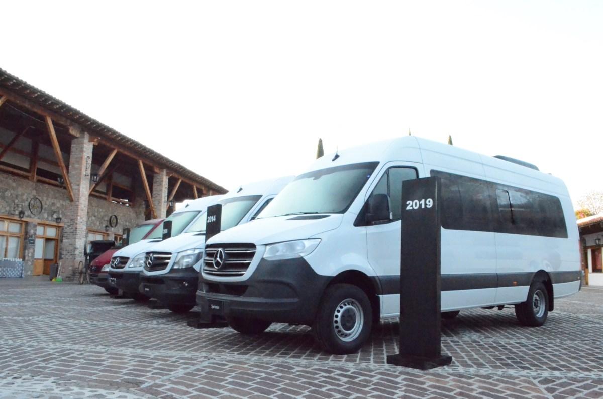 Mercedes-Benz Vanes, por crecimiento a doble dígito