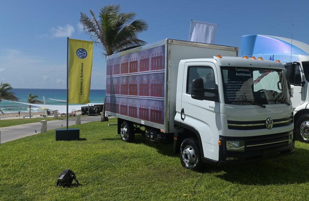 MAN Truck & Bus presenta el Nuevo Delivery 4.160 en el Foro ANTP 2019