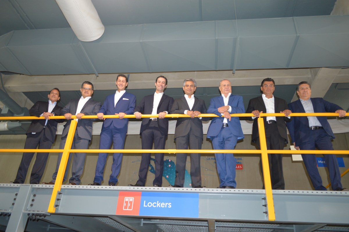 PM Steele inaugura el primer Showroom para sistemas de almacenaje
