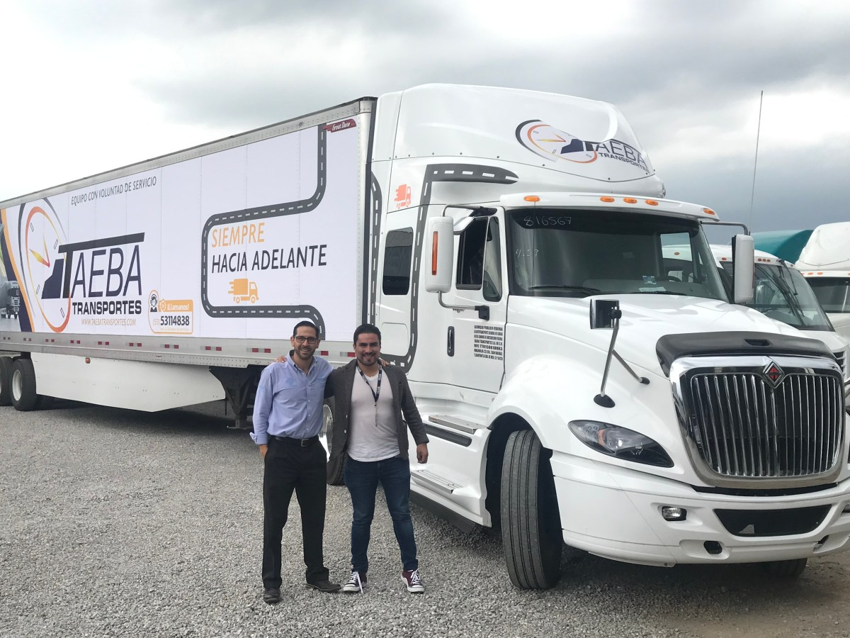 Taeba Transportes adquiere unidades International ProStar