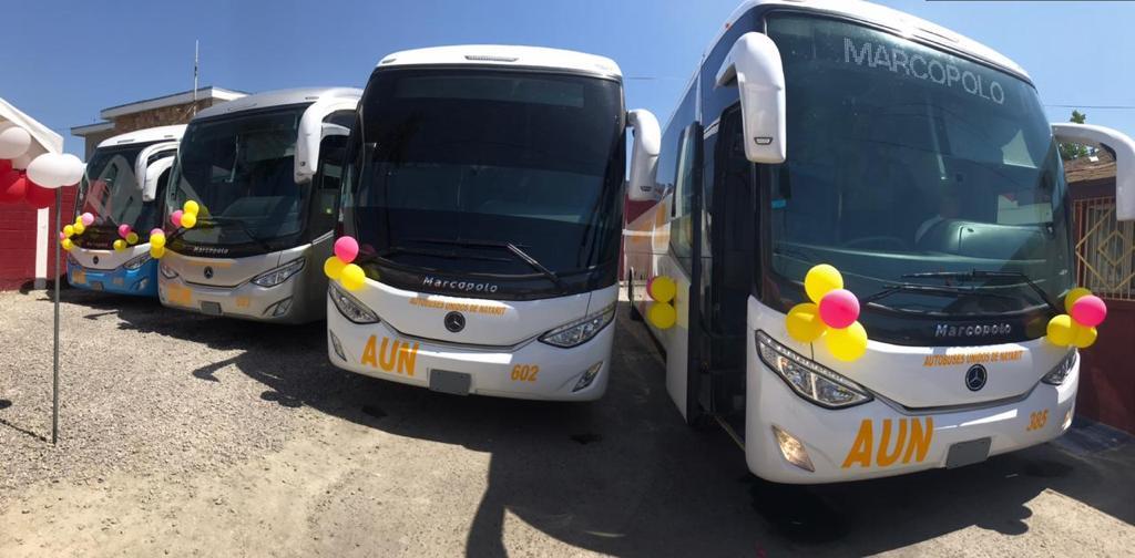Mercedes-Benz Autobuses, cuatro estrellas en el noroeste