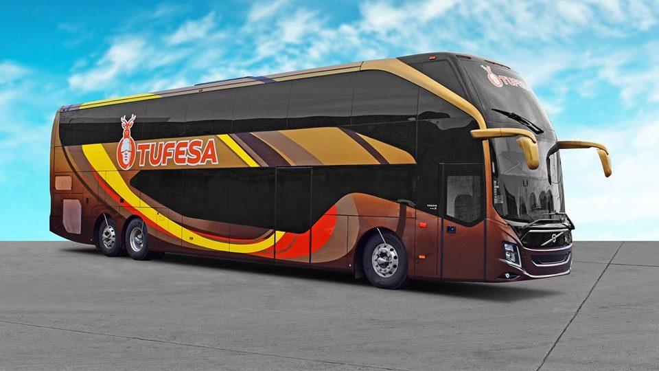Brinda TUFESA servicio de alto nivel con Volvo Buses