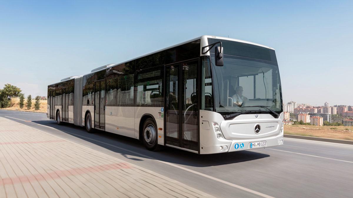Mercedes-Benz Autobuses revoluciona la movilidad a nivel global