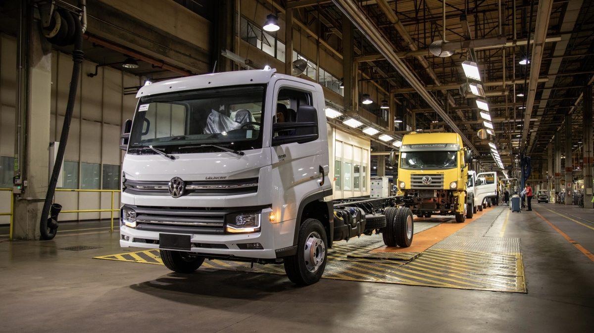 VW Camiones y Autobuses reanuda operaciones en Brasil