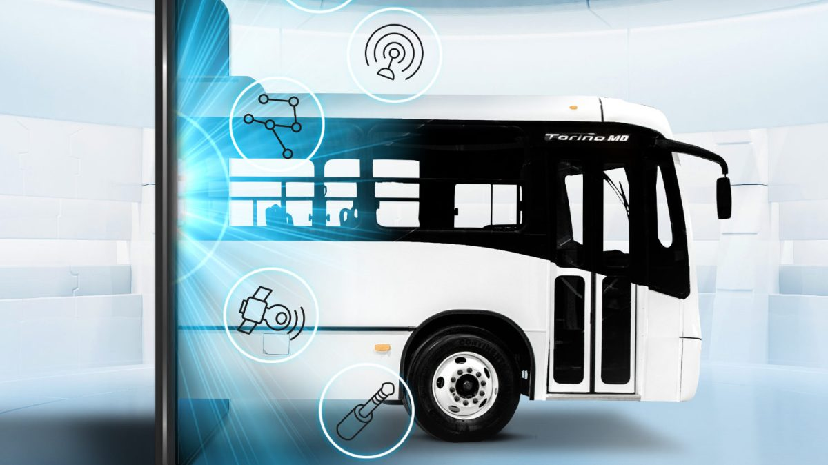 Implementa MB Autobuses asistencia técnica remota