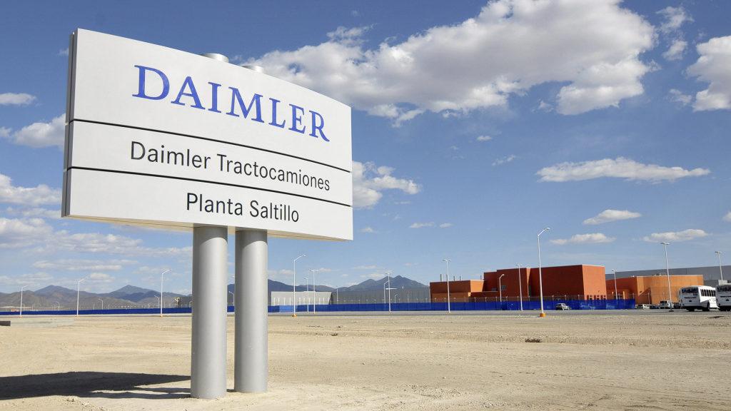 Una mujer dirigirá Daimler Planta Saltillo