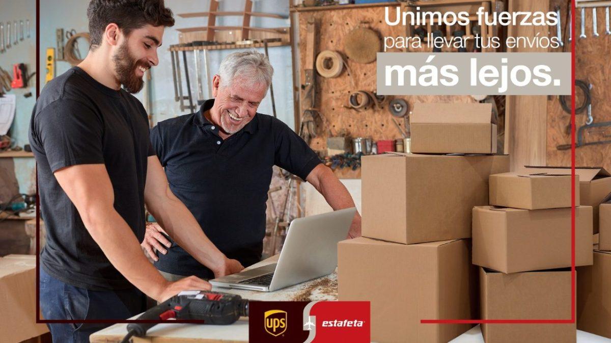 Alianza Estafeta-UPS potencializa a las PyMEs mexicanas