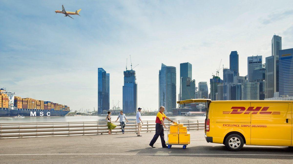 DHL, reconocida como Líder a nivel mundial