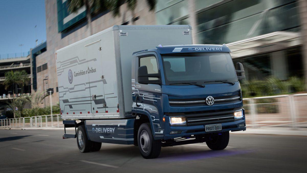 VW Camiones y Autobuses se asocia en proyecto de electromovilidad