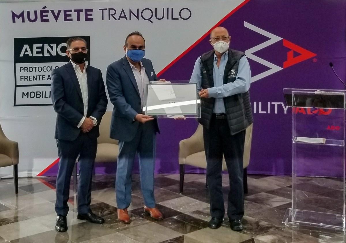 Supervisa SECTUR CDMX protocolos sanitarios en la TAPO