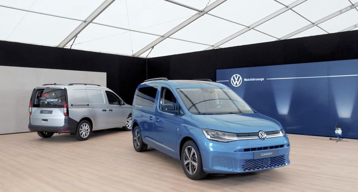 VW Vehículos Comerciales presenta sus novedades en exposición virtual