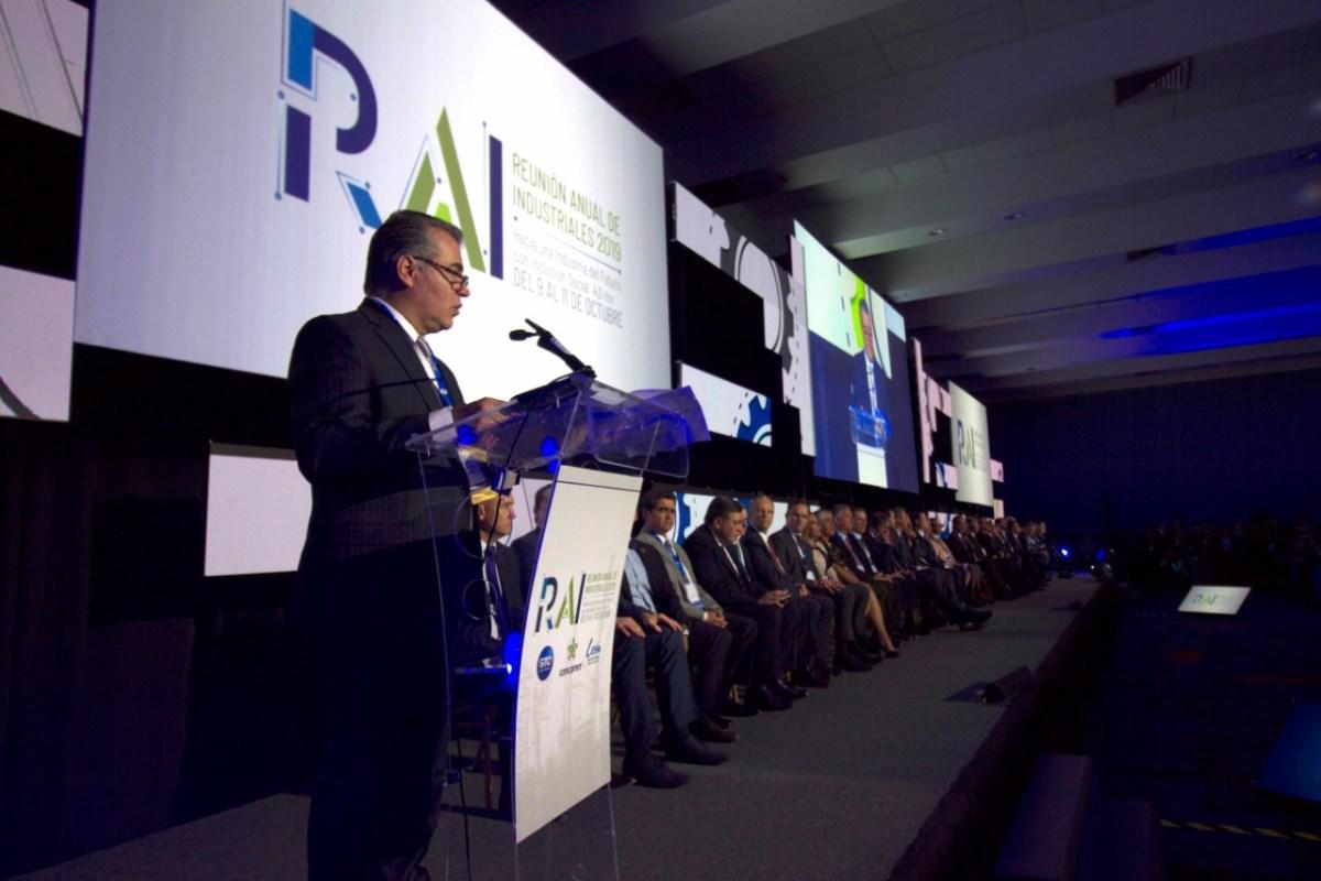 Realizará CONCAMIN Reunión Anual de Industriales de manera virtual