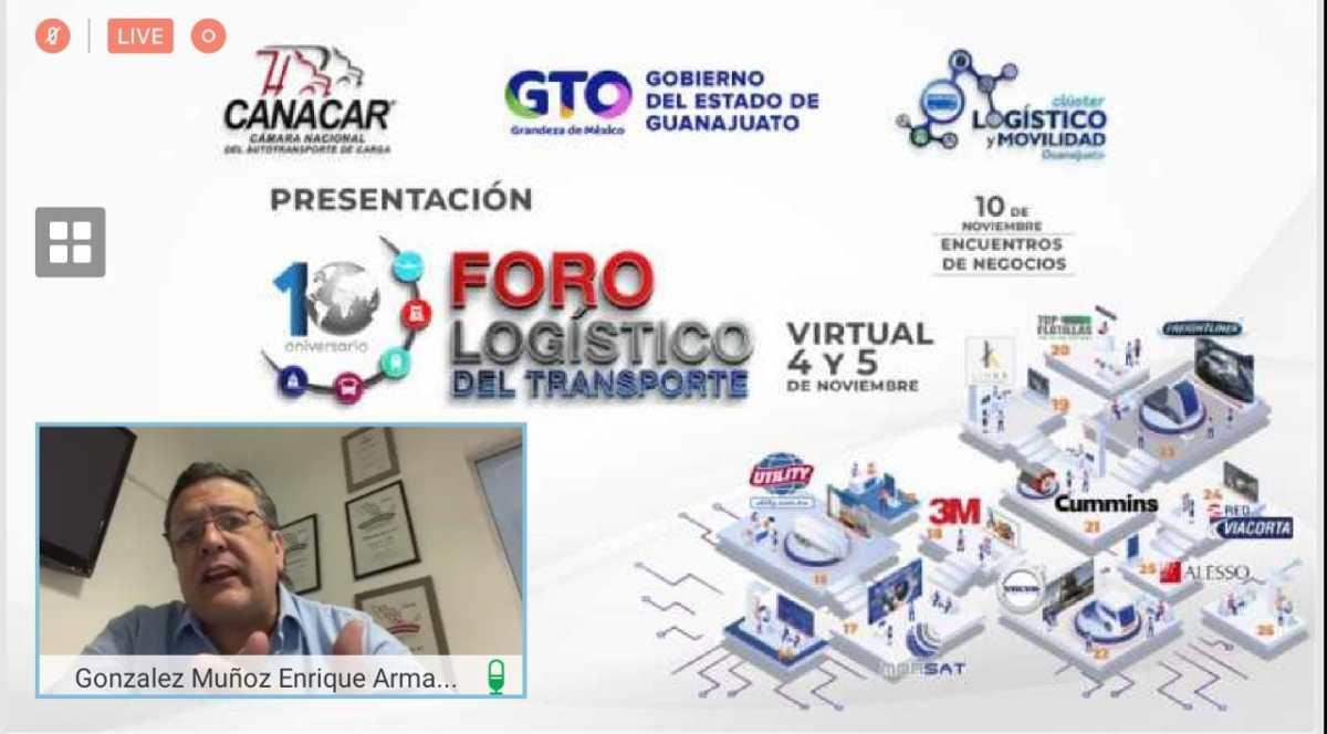 Foro Logístico del Transporte 2020 se realizará de manera virtual