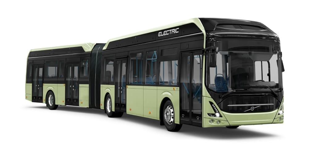 Västerås, Suecia, hace transición a buses eléctricos Volvo