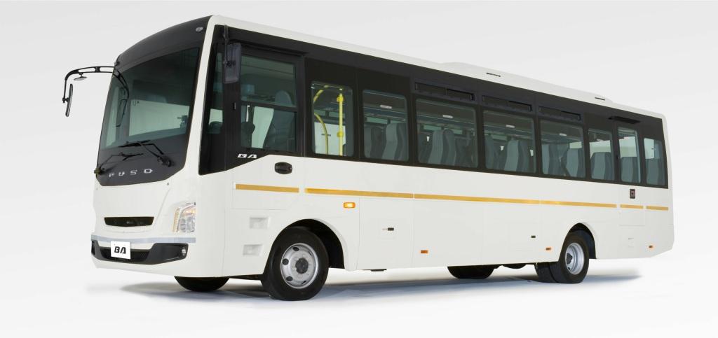Daimler Buses India produce unidades FUSO para mercados de exportación