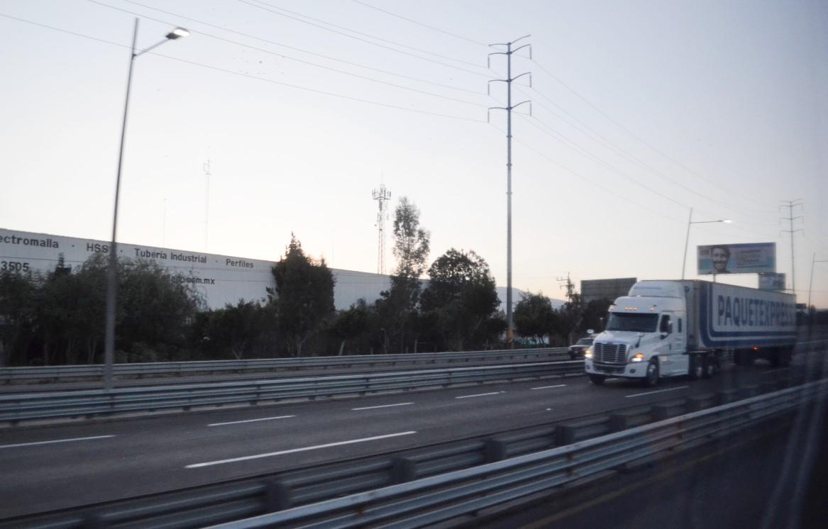 Puebla se une a los municipios con restricciones para el transporte de carga