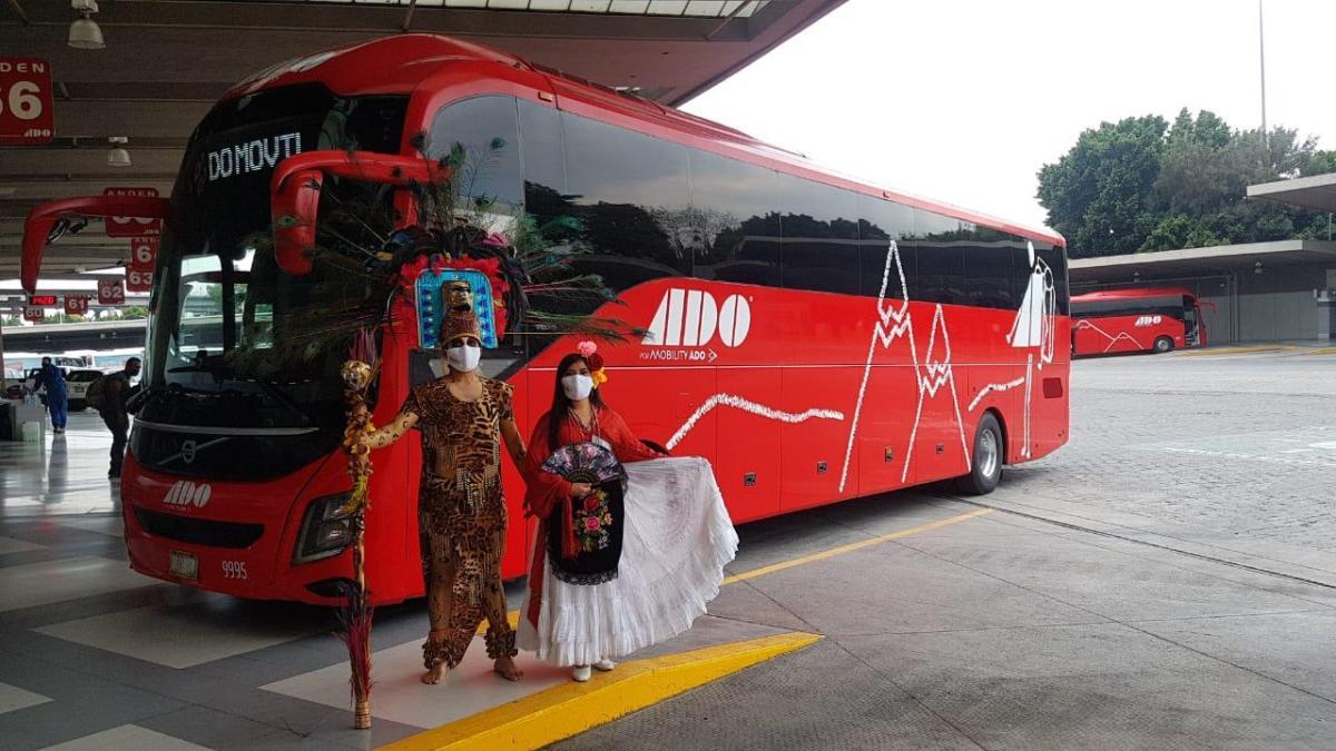 Celebra ADO Día de Muertos con «Orgullo Veracruzano» en la TAPO