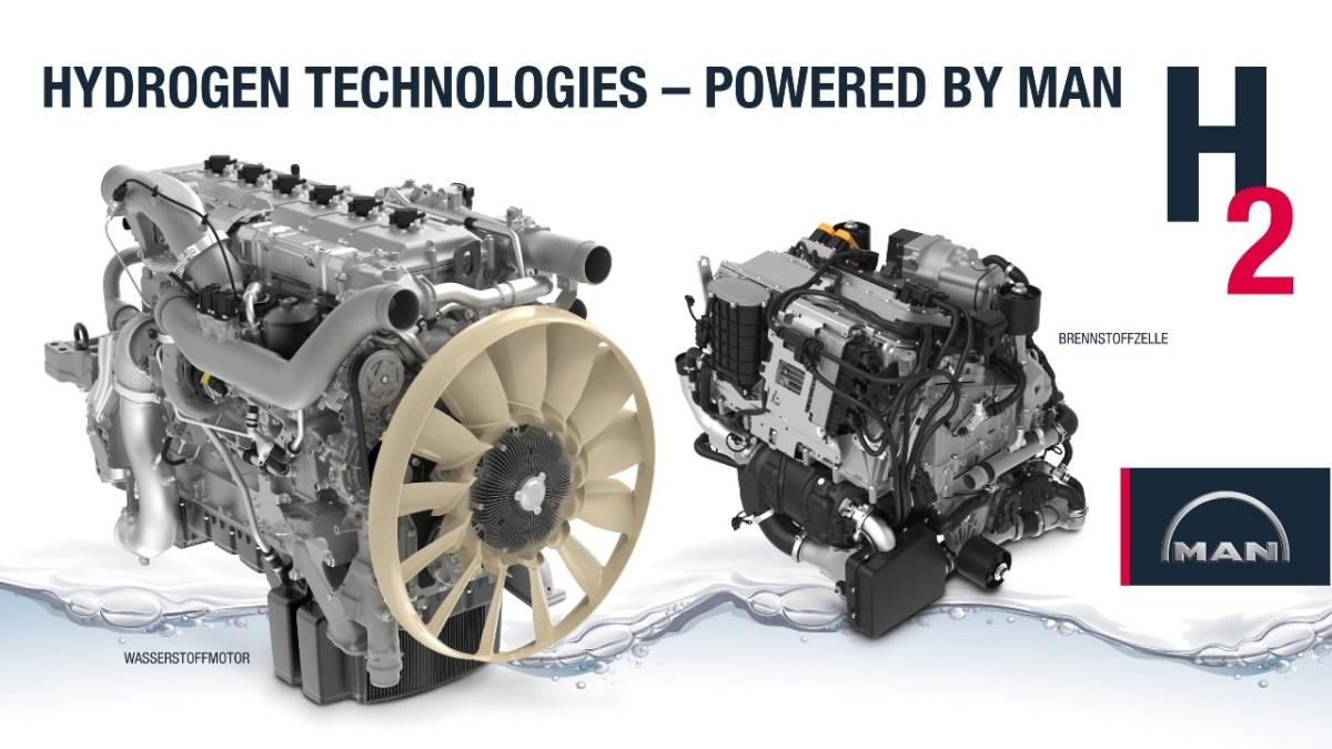 Apostará MAN Truck & Bus por hidrógeno como tecnología cero emisiones