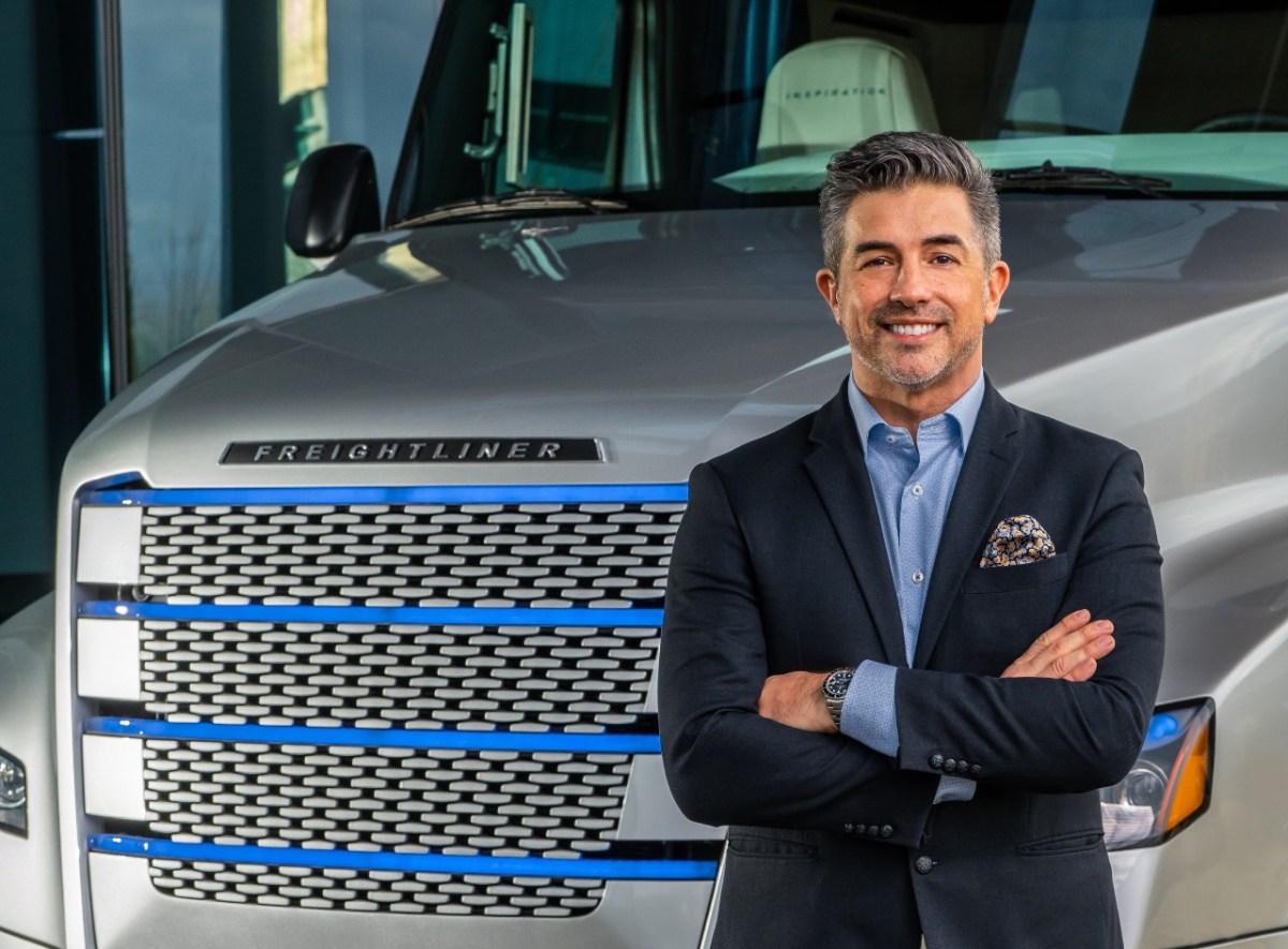 Andrew Johnson, nuevo Director de Comunicación Corporativa de Daimler Trucks Norteamérica