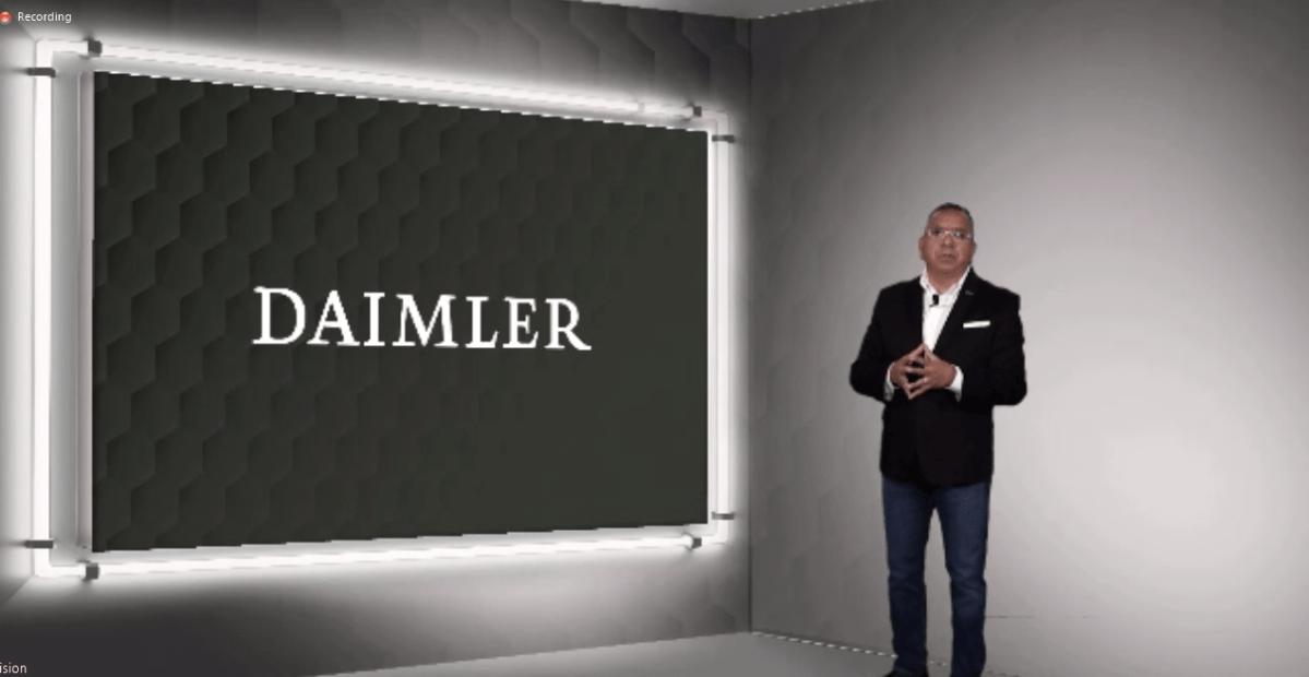 Grupo Daimler, fuerte y en movimiento pese a la crisis