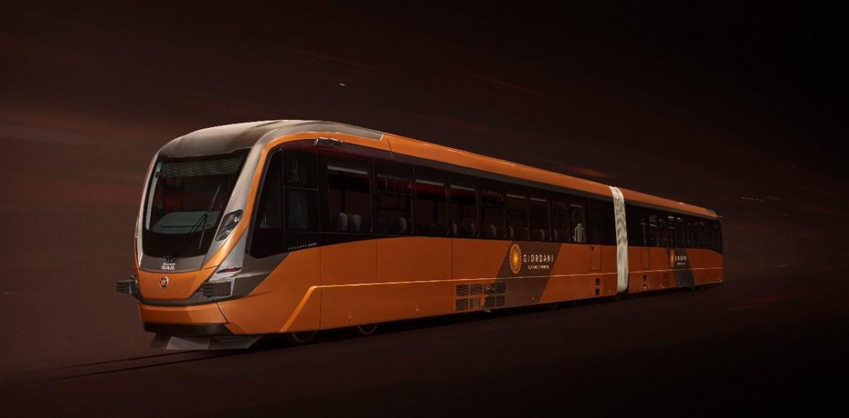Marcopolo incursiona en el segmento ferroviario en México con el lanzamiento de Prosper VLT