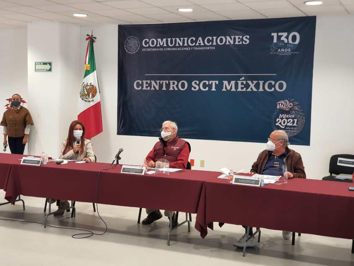 Liberación del derecho de vía, fundamental para conectar al Aeropuerto Felipe Ángeles: SCT