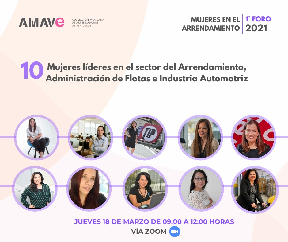 Realizará AMAVe Primer Foro de Mujeres en el Arrendamiento