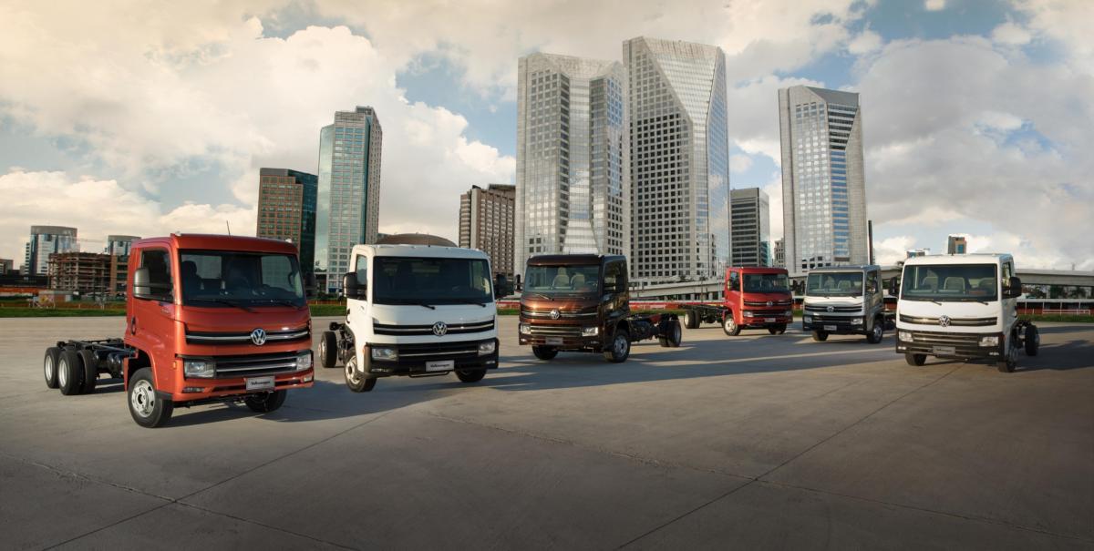 Camiones VW Delivery llegan a las 150 mil unidades producidas