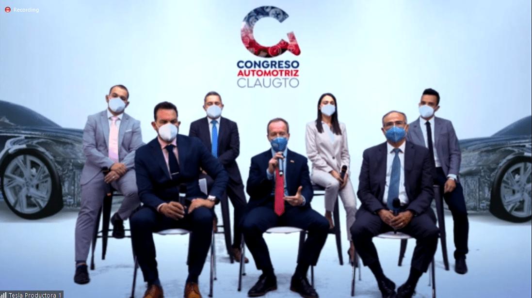 Realizará CLAUGTO primer Congreso Automotriz en el estado de Guanajuato