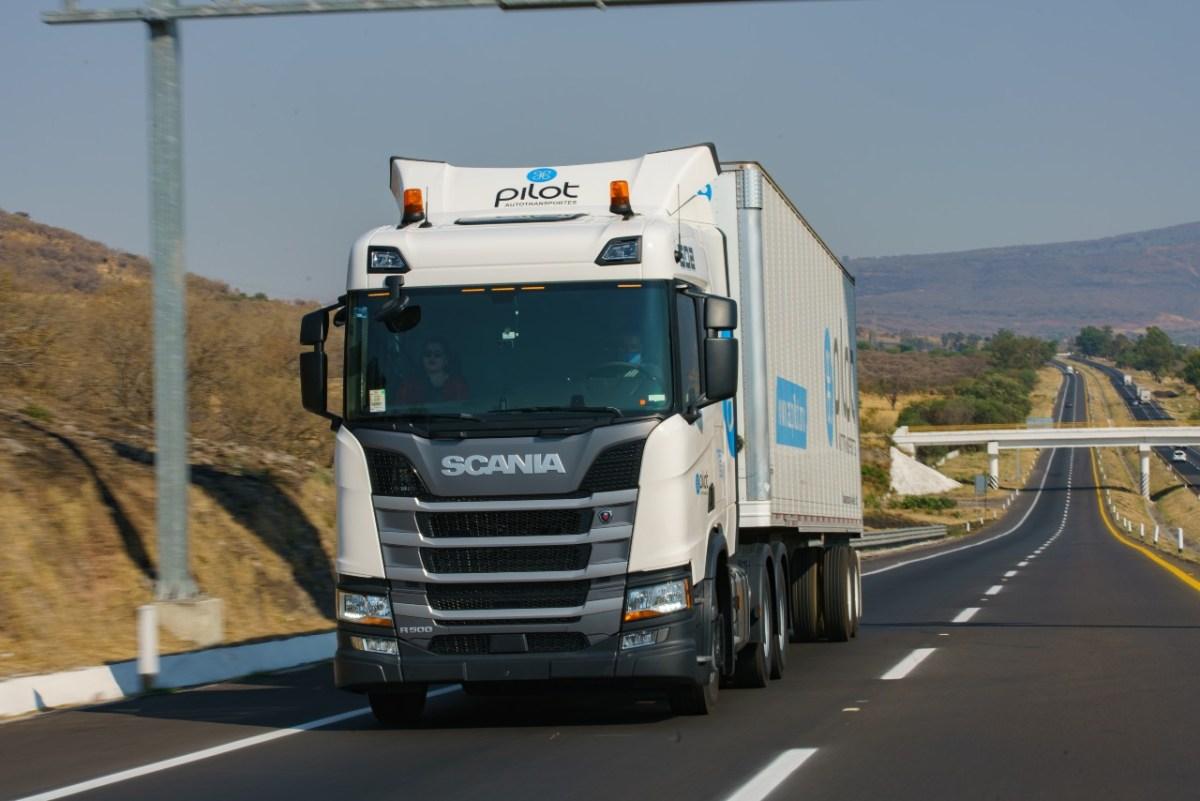 Autotransportes Pilot incorporará 150 camiones Scania a su flota