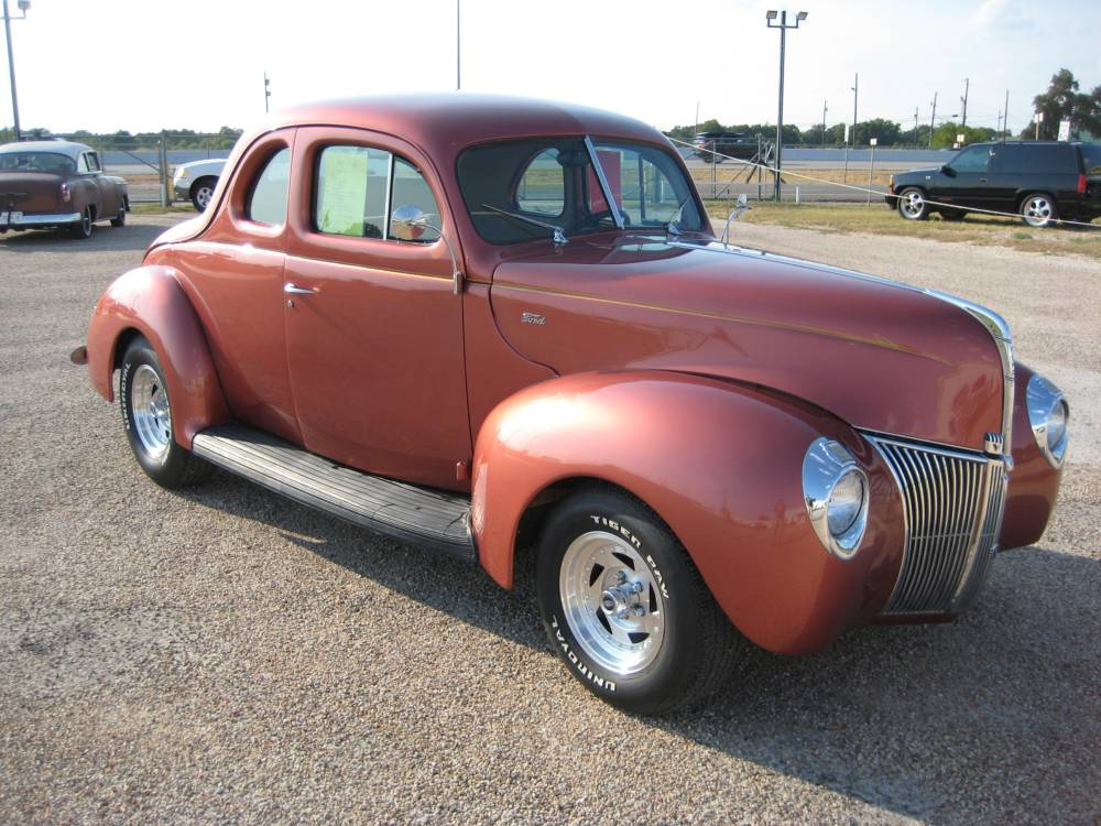 medium resolution of  power disc brakes power steering fatman independent front suspension 8 rearend rear parallel leaf springs dual exhaust painless wiring harness