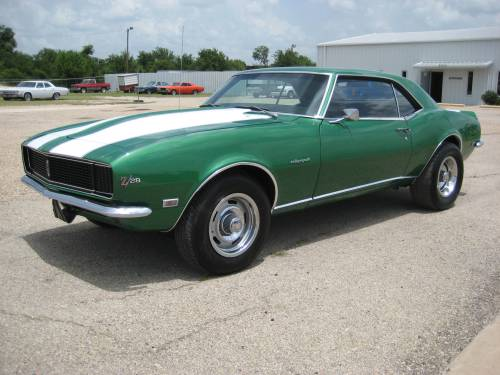 small resolution of 1968 camaro rally sport with hide a way headlights 350 v8 4 speed muncie 12 bolt rearend mild cam aluminum 4v intake headers w dual exhaust