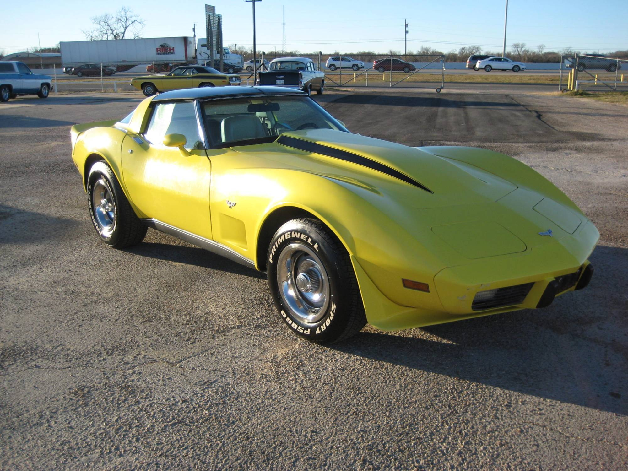 hight resolution of 1979 corvette 350 v8 automatic air cond inop power disc brakes power steering power windows mirrored t tops rally wheels aluminum 4v intake