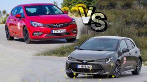 Opel Astra diesel ή Toyota Corolla hybrid για οικογένεια