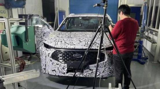 Η αντικατάσταση του Ford Mondeo crossover διέρρευσε