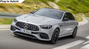 Συνδέστε το υβριδικό την κορυφαία έκδοση AMG της Mercedes E-Class
