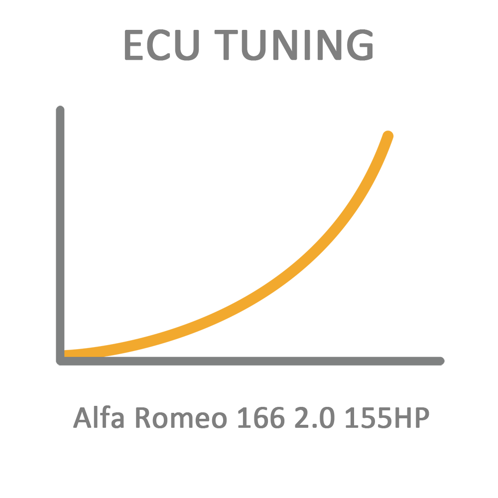 Alfa Romeo 166 2.0 155HP ECU Tuning Remapping Programming
