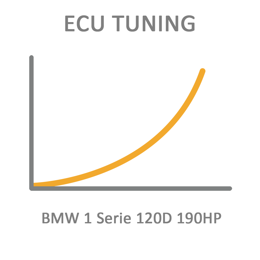 BMW 1 Series 120D 190HP ECU Tuning Remapping Programming