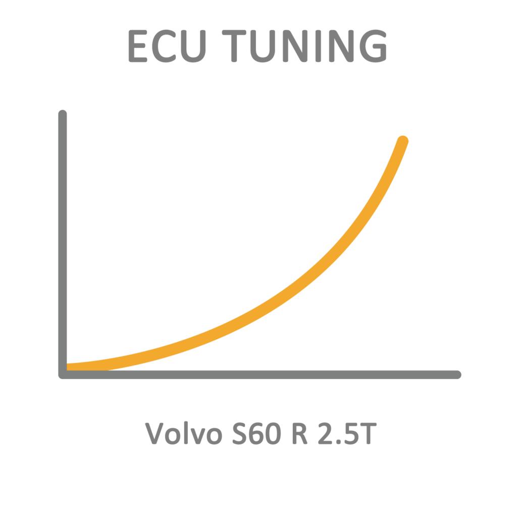 Volvo S60 R 2.5T ECU Tuning Remapping Programming