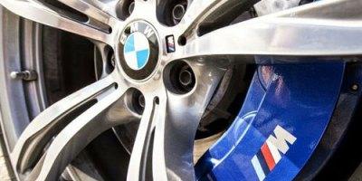 Układy hamulcowe BMW