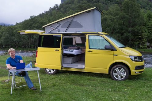 VW T6 California