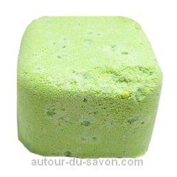 Cube De Bain Pamplemousse Et Citron Vert Autour Du Savon