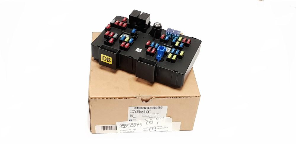 medium resolution of genuine vauxhall antara instrument panel wiring harness fuse box
