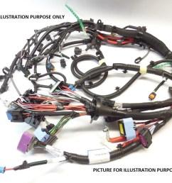 genuine vauxhall vectra signum 2 0 engine wiring harness [ 1600 x 1200 Pixel ]