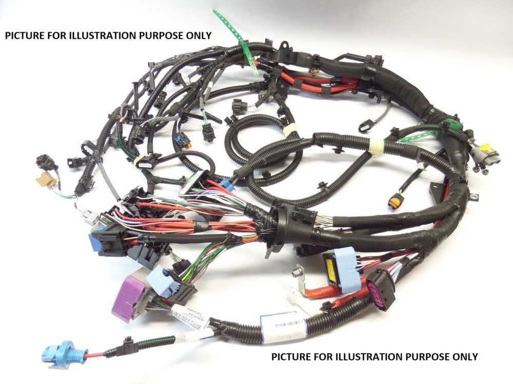 medium resolution of genuine vauxhall vectra signum 2 0 engine wiring harness