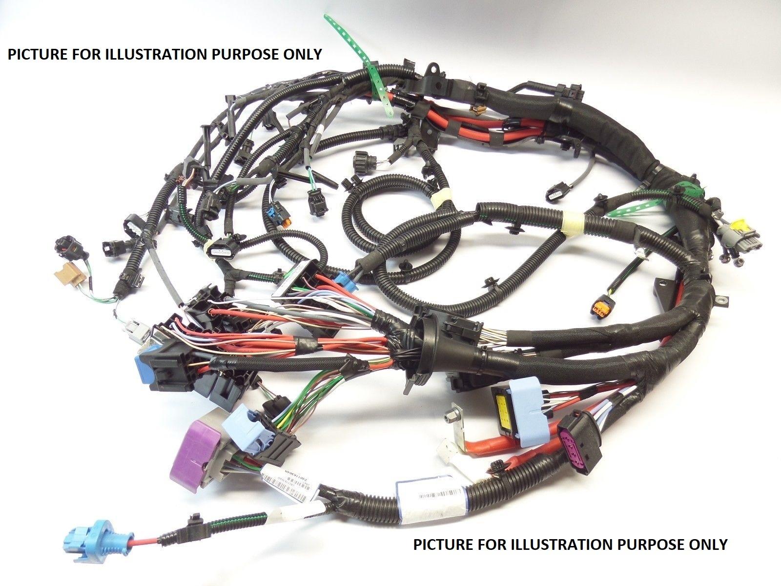 hight resolution of genuine vauxhall vectra signum 2 0 engine wiring harness