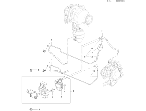 small resolution of opel vacuum diagram wiring diagram vauxhall vectra 2 0 dti vacuum diagram vauxhall vacuum diagram