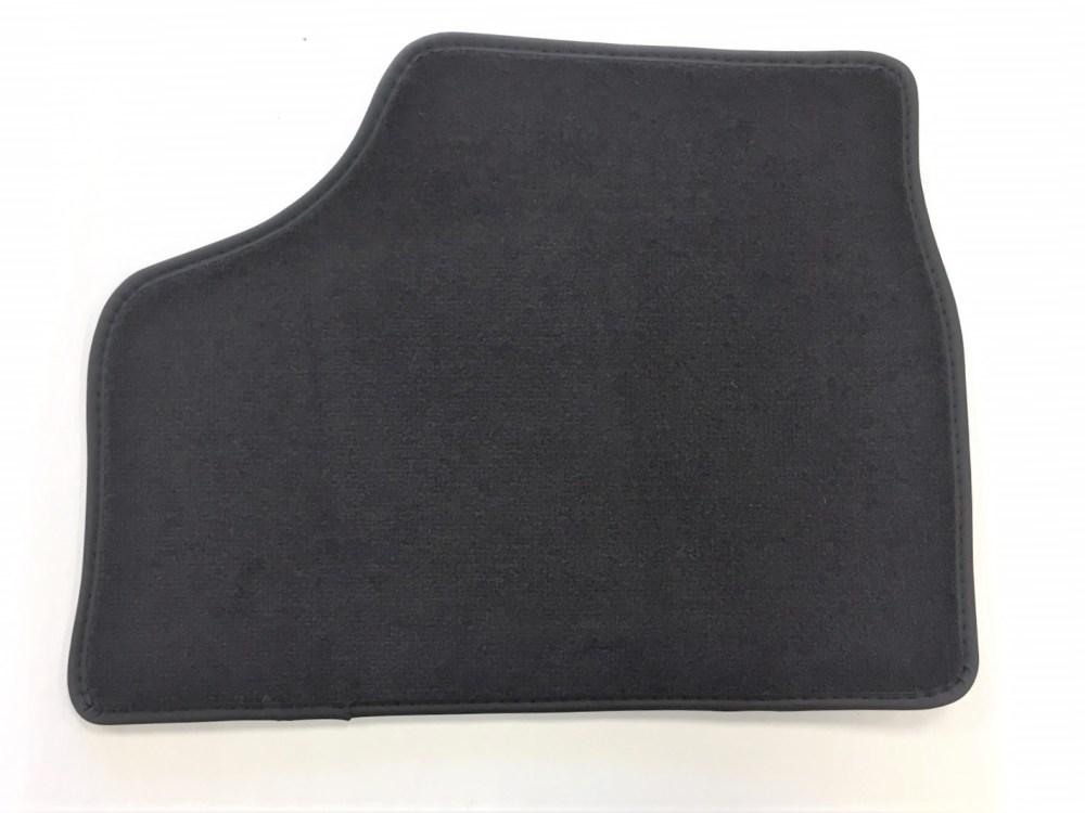medium resolution of vauxhall astra g anthracite velour carpet mat set