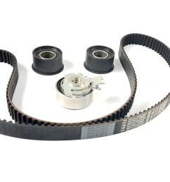 genuine vauxhall astra f vectra b timing belt kit [ 4032 x 2268 Pixel ]